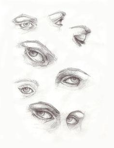 eyes by tpL33