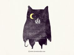 Pirate Owl by Lim Heng Swee