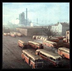 Výsledek obrázku pro historická Ostrava Czech Republic, City, Trains, Historia, Viajes, Cities, Bohemia