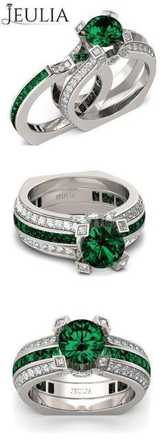 Do you love Emerald? #jeulia