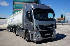IVECO TRUCK & TANKERS