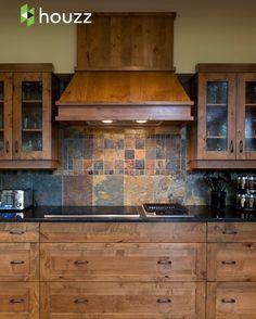 stacked slate backsplash tile google search houses pinterest rh pinterest com slate backsplash in kitchen pictures