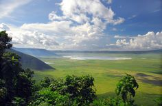 6 Celebrity-Approved Honeymoon Destinations - Tanzania from InStyle.com