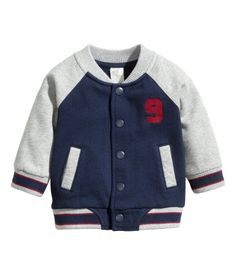 Baby Baseball Jacket | Outdoor Jacket