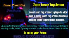 With increase of laser tag interest among people, there going to be more…