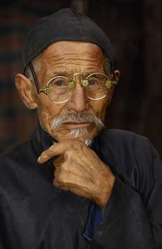 elderly Chinese Man (people, portrait, beautiful, photo, picture, amazing, photography)
