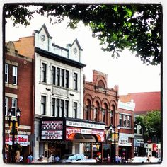 Another sanctuary for me -- the art house Princess Theatre, founded in in Edmonton, Alberta. Travel Memories, Great Memories, Great Places, Places To See, Amazing Places, Ontario, Riding Mountain National Park, Mother Daughter Dates, Largest Countries