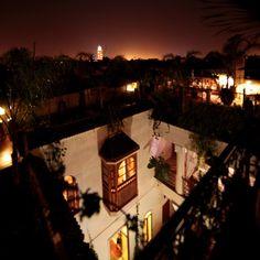 """Night falling over Marrakech medina."" Visit Morocco, Marrakech Morocco, Moroccan, Night, Photography, Morocco, Home, Photograph, Fotografie"