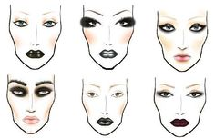 Goth Makeup Styles
