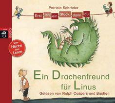 Ein Drachenfreund für Linus, Audio-CD von Patricia Schröder - Hörbücher ab 3 Jahre - Kidoh.ch
