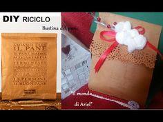 RICICLO SACCHETTINO DEL PANE,porta regalini - YouTube