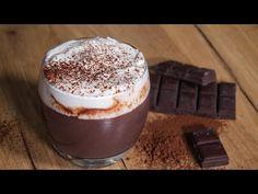 Φτιάξτε υπέροχη Ζεστή Σοκολάτα - Creamy Hot Chocolate - YouTube Pudding, Sweets, Food, Youtube, Greek Desserts, Gummi Candy, Custard Pudding, Candy, Essen