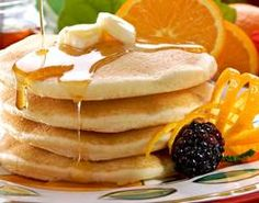 Hotcakes pancakes made with Maseca (corn nixtamalized flour) Mexican Food Recipes, Real Food Recipes, Cooking Recipes, Yummy Food, Gluten Free Breakfasts, Gluten Free Recipes, Maseca Recipes, Corn Flour Recipes, Pancakes And Waffles
