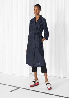& Other Stories | Silk Blend Dress