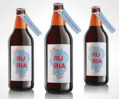 Cerveja Rubia Bottle