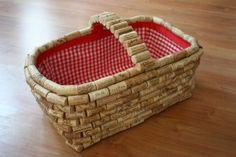 Cork Basket
