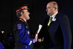 Voto de Louvor entregue a Bombeiros Voluntários de Torres Vedras