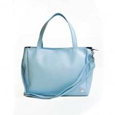 effc08b829c03 Taylor Zip Sky Blue Baby Blue, Sky, Cinderella, Tote Bag, Shoulder Bag