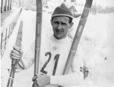 Sixten Jernberg - Was a very successful Swedish cross-country skier. Jernberg took a total of 9 medals, including 4 gold in the Olympics. This, along with his efforts in the World Cup, means that he counts as one of Sweden's greatest athletes of all time.