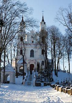 Jeruzalės Bažnyčia, Vilnius, Lituania