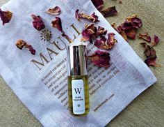 Exotic beauty: Mauli Rituals W. Pure perfume oil