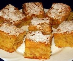 Bögrés mixed with apple cake recipe with photo - Mindmegette. Apple Cake Recipes, My Recipes, Cooking Recipes, Hungarian Cake, Hungarian Recipes, Albanian Recipes, Bread Cake, Cake Cookies, Food Photo