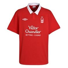 Nottingham Forest home kit deserves a place in my all-time favourite kits page. Nottingham Forest, Football Shirts, All About Time, Polo Ralph Lauren, Kit, Mens Tops, Soccer Shirts, Soccer Jerseys