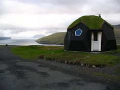 Bananark: Kvivik Igloo (Faroe Islands)