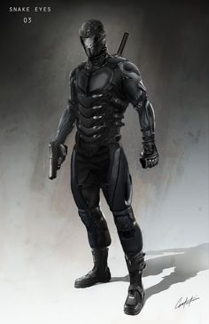 snake eyes gi joe - Buscar con Google