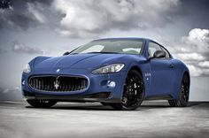 An ultra limited 12 edition release marks Maserati GranTurismo S Limited Edition. Clad in a unique matte blue finish, the car marks the 150th anniversary of Italy's unification. Other visual updates include front and back carbon spoilers, carbon fiber side mirrors and door handles, and appropriate matte contrasts albeit in black on the side skirts and headlamp. Rounding out the aesthetics are 20-inch black rims and aluminum brake calipers. The car will remain an Italian exclusive.