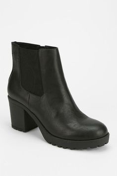 Wanted Santiago Treaded Platform Ankle Boot #urbanoutfitters
