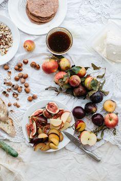 Breakfast meeting of fig honey with Emiko Davies.