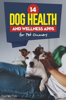 The health and wellness of dogs are the chief concerns of most owners. These 14 smartphone pet apps will help you keep track and care better for your dog's health, including his feeding schedule and exercise needs, and a lot more. Dog Health Care, Baby Health, Dog Care Tips, Pet Care, Health Advice, Health And Wellness, Dog Apps, Dog List, Diabetic Dog
