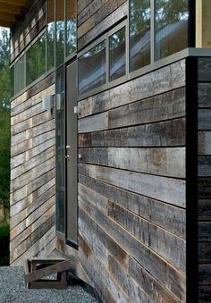 rustic, modern, barn