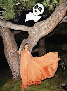 Magdalena Frackowiak by Terry Richardson for Harper's Bazaar US March 2011 Magdalena Frackowiak, Terry Richardson, In The Tree, Lookbook, Model Photographers, Harpers Bazaar, Fashion Photography, Chic, People