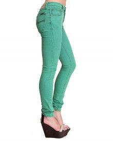 High Kai Skinny Jeans