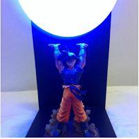 La lampe Dragon Ball Z, indispensable pour les fan...