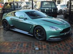 Aston Martin Vantage GT12   for sale in Bramley Surrey United Kingdom   Classic…