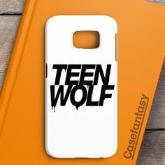 Teen Wolf Dylan O Brien Collage Samsung Galaxy S6 Edge Plus Case | casefantasy