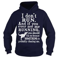 RUNNER  YOU SHOULD #RUN BECAUSE SOMETHING CHASIN Shirt TSHIRT HOODIE, Order HERE ==> https://www.sunfrog.com/Jobs/128573845-810827454.html?48546, Please tag & share with your friends who would love it, runner girl, marathon #running, marathon motivation #run #events #gift   #quote #sayings #quotes #saying #redhead #ginger #legging #shirts #tshirts #ideas #popular #everything #videos #shop