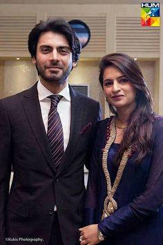 Mr. & Mrs. Fawad Khan