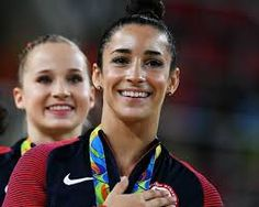 Image result for aly raisman young