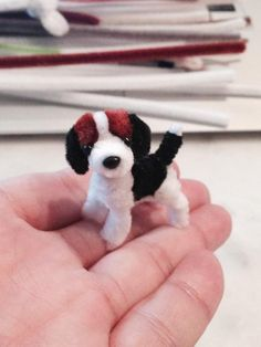 Pipe cleaner Beagle