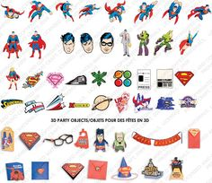 Craft-e-Corner: Silhouette America, Provo Craft Cricut, Brother Scan n Cut Provo Craft, Cricut Cartridges, Paper Crafts, Diy Crafts, Silhouette America, Creative Memories, Batman And Superman, Superhero Party, Scrapbooking Layouts