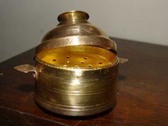 Marathi Style Brass Steamer