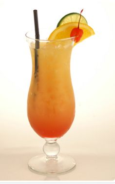 [Bronze] Signature Mai Tai Cocktail