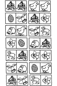 Super De 42 beste afbeeldingen van MEMORY   Pasen, Thema, Knutselen pasen YQ-63