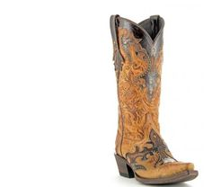 Women's Lucchese and they would look so good on my feet!