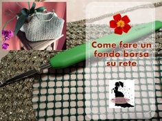 Cómo reforzar una bolsa con el canvas plastico - #CrochetTips ● Katy Handmade - YouTube