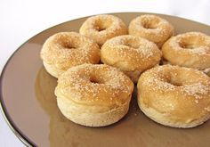 mini french toast doughnuts - Mommy needs to make these STAT.